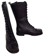 Combat boots Biker Gothic Emmo Boots