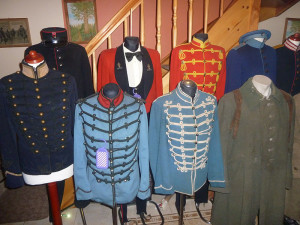 Military, collection, jacket, army, uniform, museum