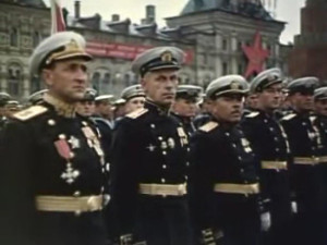 Russian victory parade 1945 70 years 2015