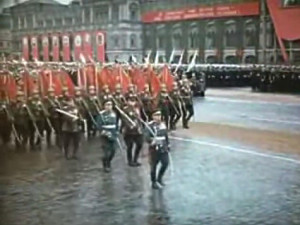 WW2 70 YEARS victory parade in Moscow
