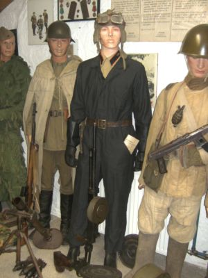ww2 collection uniforn and weapons